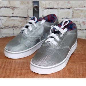 Heelys Launch Skate Shoes Gray-Youth
